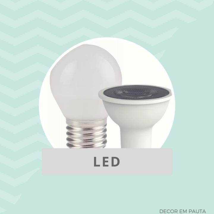 LED – Uma nova forma deluz