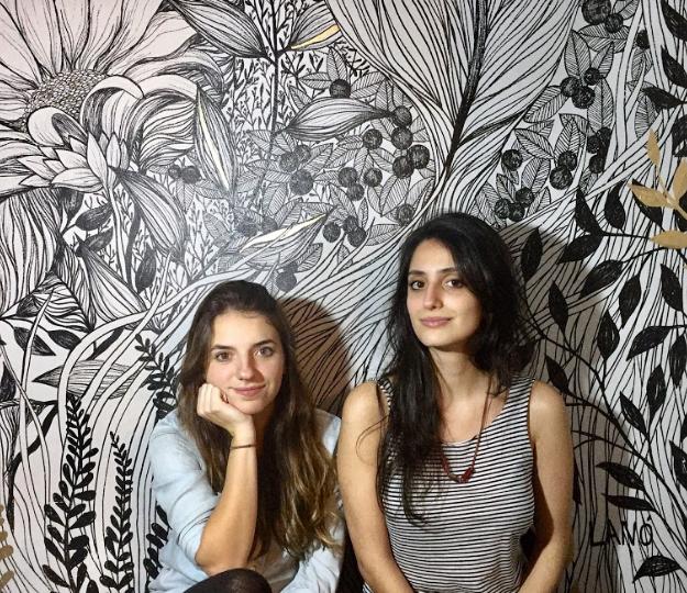 Artistas em Pauta: Juliana e Carolina daLanó