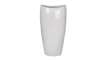 Cerâmica vietnamita vitrificada oval