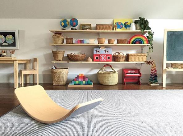 Montessori em casa