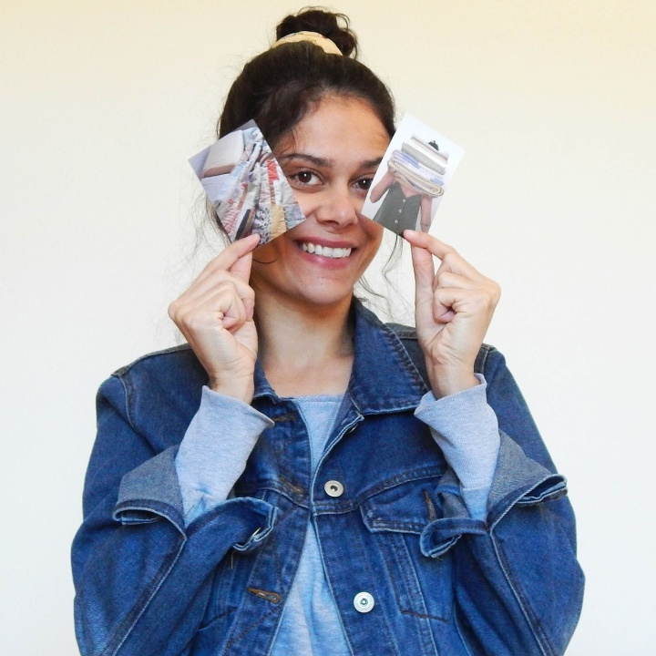Artista em Pauta: Cecília Lourenço da Começou noInverno