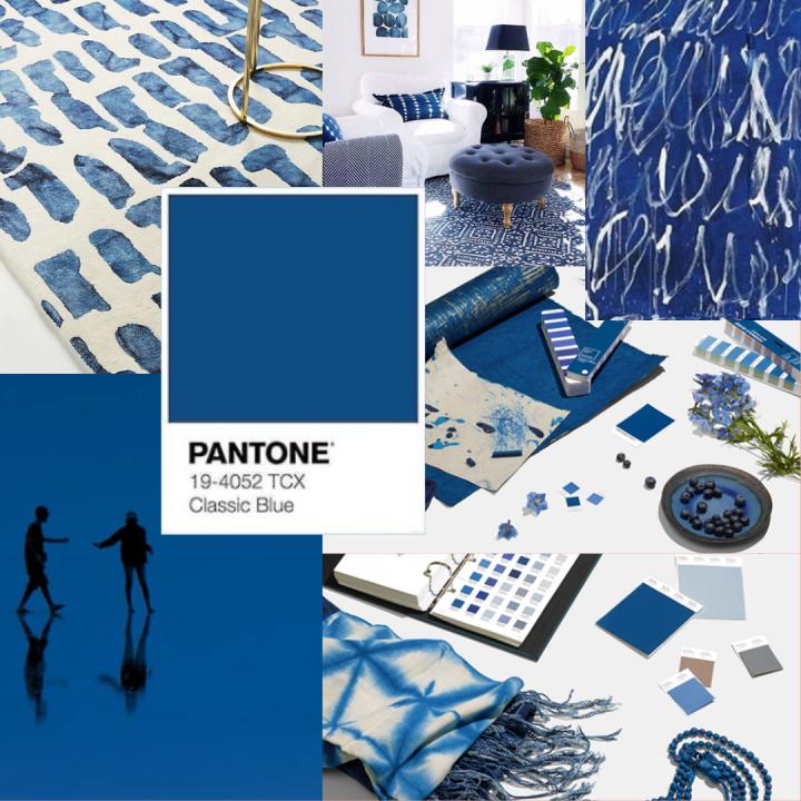 Classic Blue: A cor da Pantone para2020
